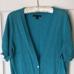 Short Sleeved Banana Republic Cardigan